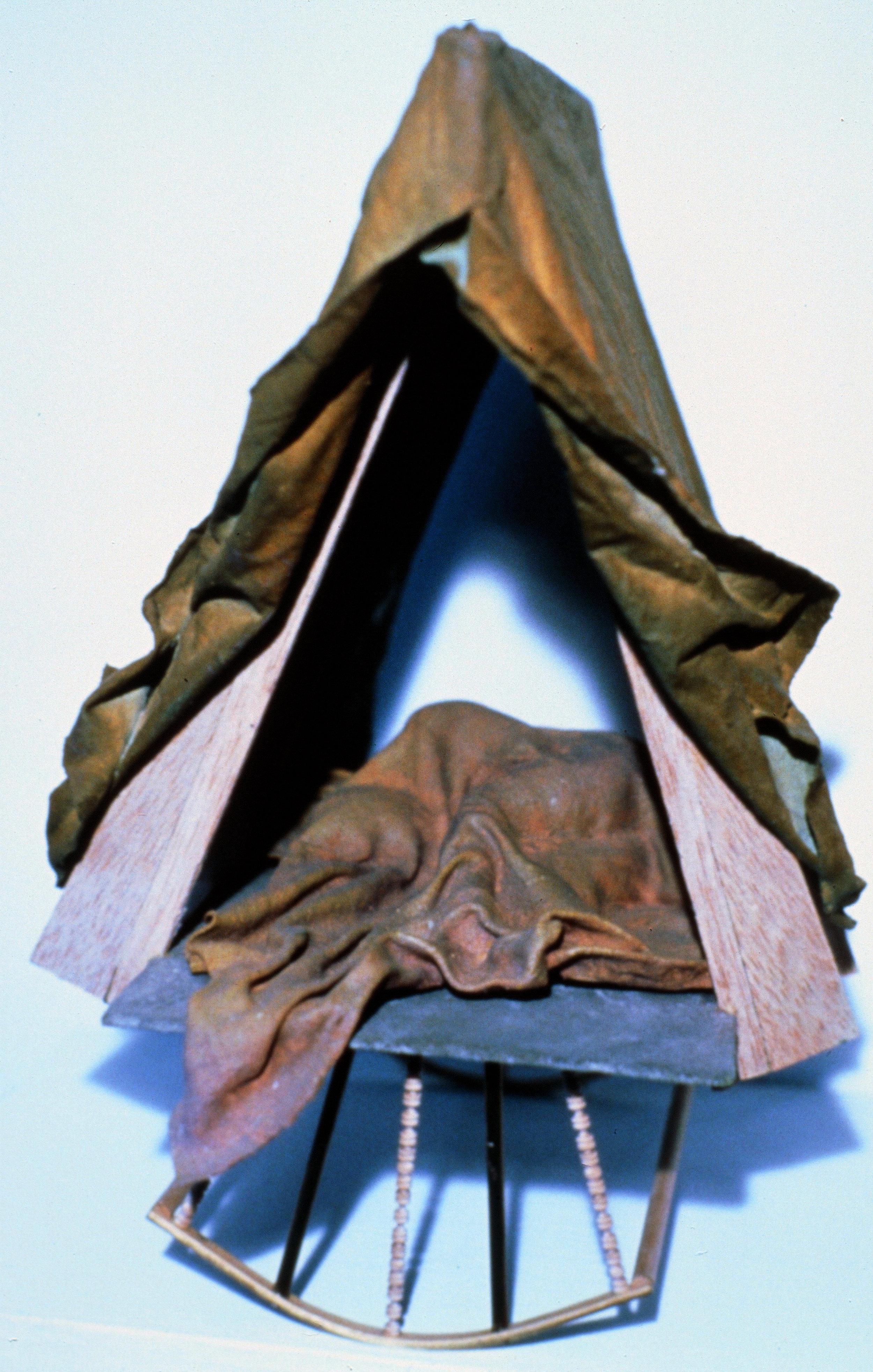 Tent,   (model)