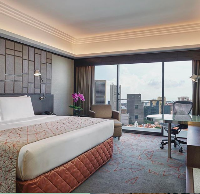 Pan Pacific Hotel - Summit attendees may take advantage of a special room rate of SGD 290 at the Pan Pacific Hotel Singapore (7 Raffles Blvd).With the city's most iconic sights mere minutes away, this dynamic destination is all yours to explore - from the bustling streets of Orchard Road to the scenic Botanic Gardens. When you need a breather, our signature hospitality awaits in the contemporary comfort of Pan Pacific Singapore.