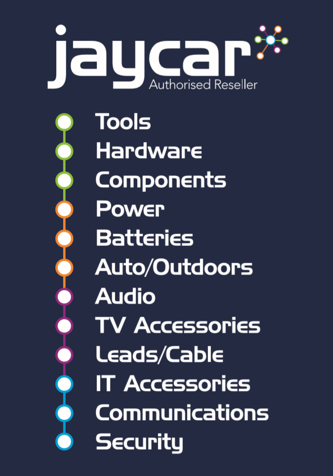 THE ELECTRONIC BARN -YOUR LOCAL JAYCAR RESELLER - With over 5000 products in store.