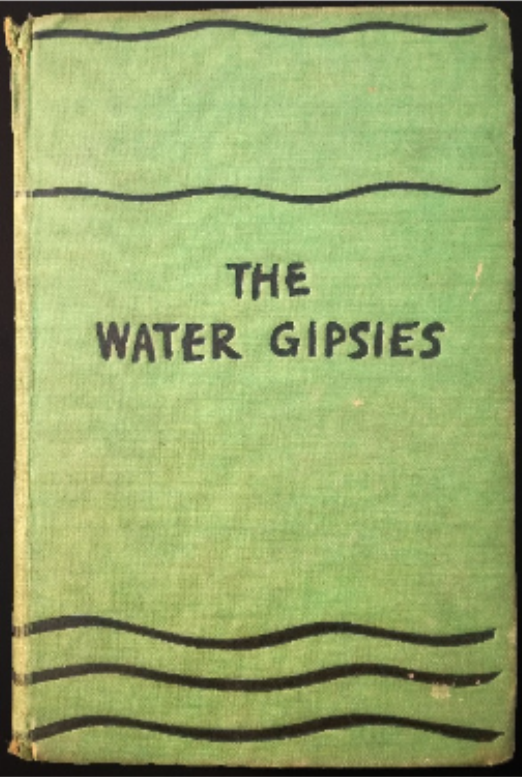 Figure 1. The Water Gypsies – Cover (1930)