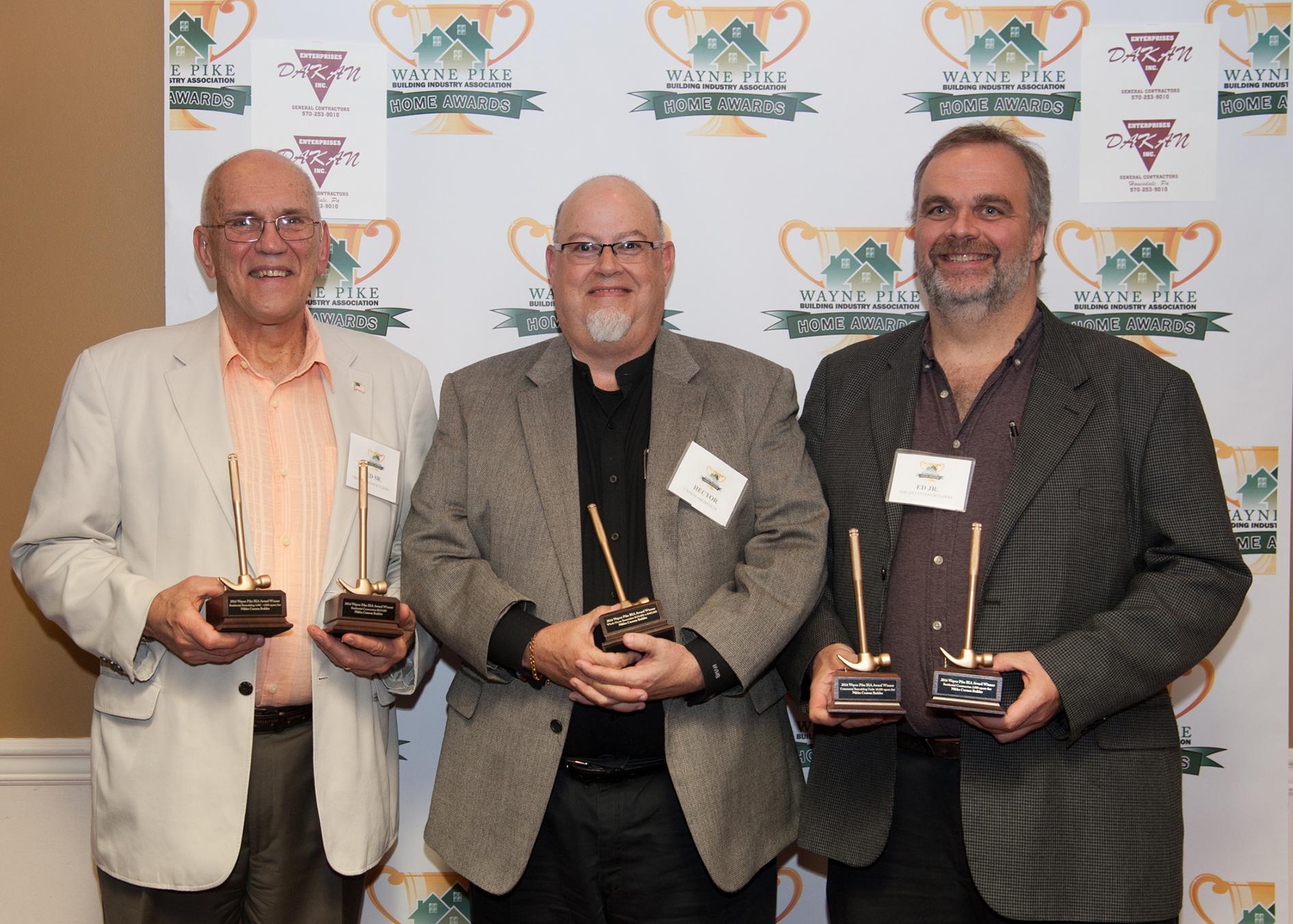 Pike County PA Builders Association Award Hector Munoz Baras Best Arch Design.jpg