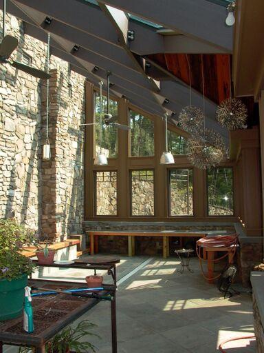 Green Greenhouse windows & Stone interior.jpg
