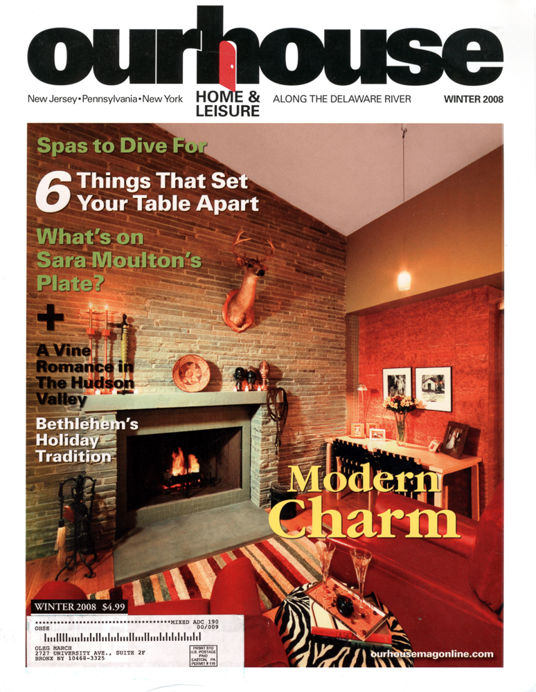 Our House Magazine 2008 cover image Oaknell pool room.jpg