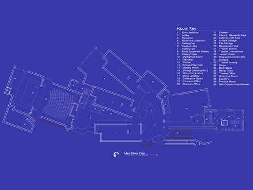 Neversink Museum of History & Innovation - Hector V. Muñoz-Baras, Architect