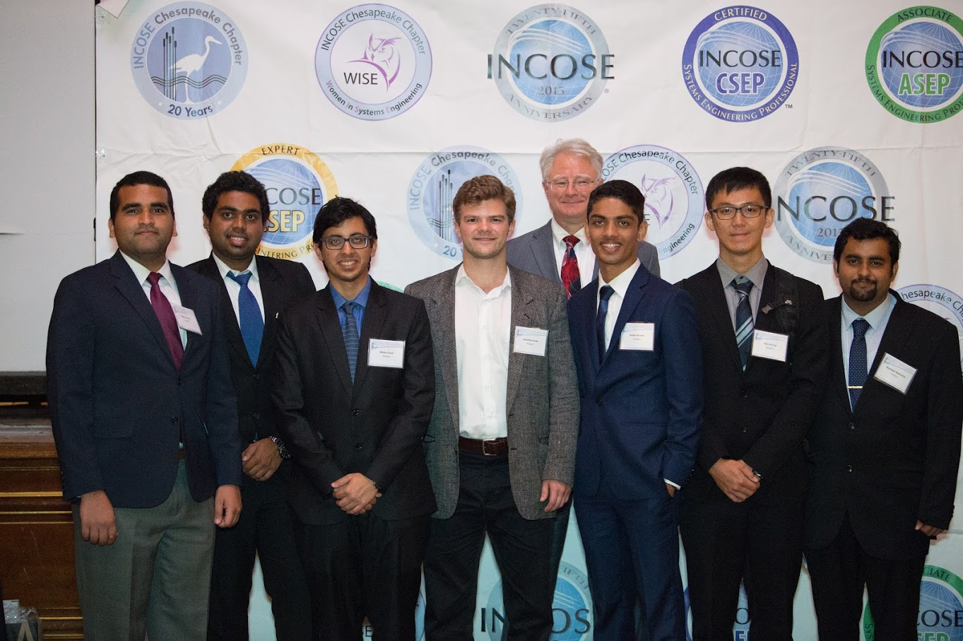 Chesapeake Chapter Student Division at the University of Maryland -