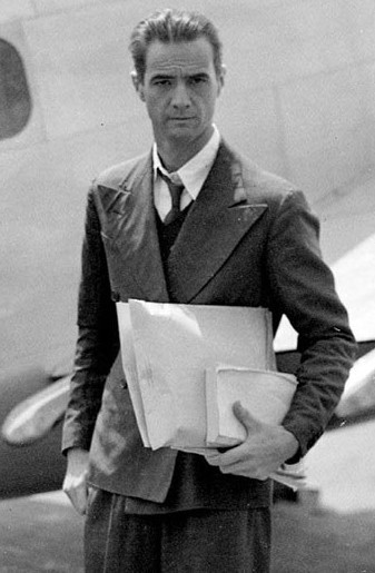 """Figure 1. """"Show me all the blueprints. Show me all the blueprints. Show me all the blueprints...."""" Howard Hughes in the film, The Aviator, 2004"""