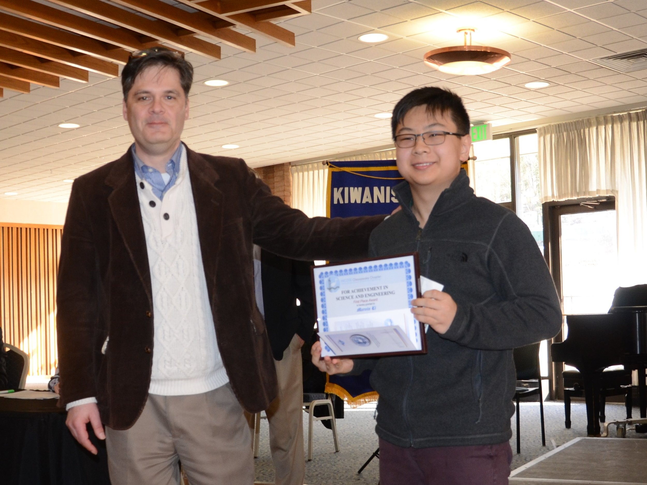 1st Place, Marvin Li: Machine Learning Algorithms and Generalized Linear Model for Satellite Remote Sensing of Ocean Color Chlorophyll in Case 2 Waters