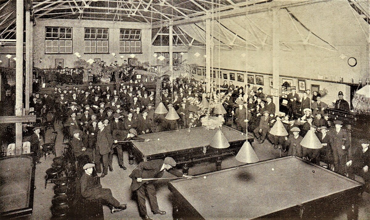 The Middlesbrough Winter Garden (Image: Middlesbrough Libraries)