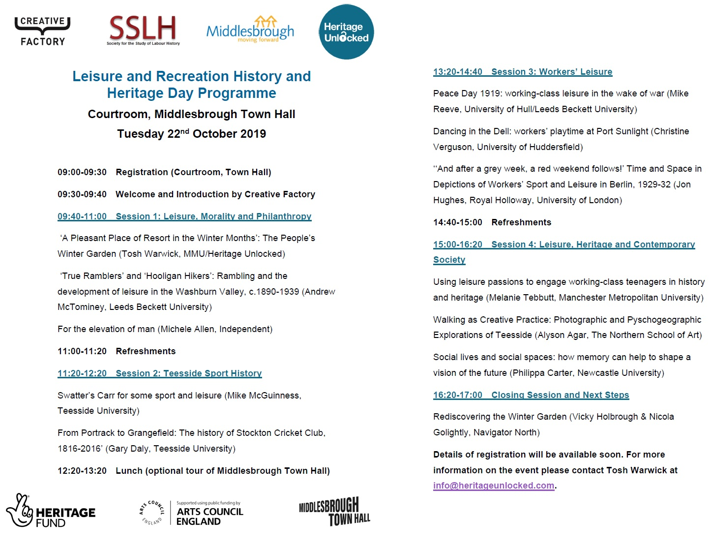 Leisure and Recreation History and Heritage Day Programme.jpg