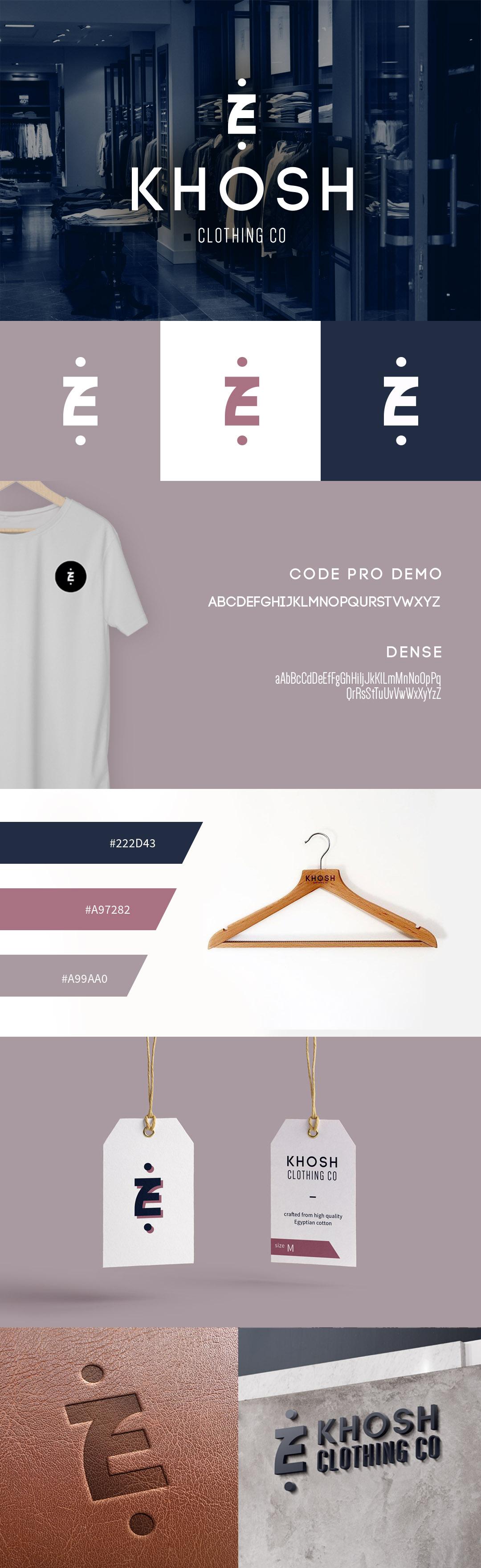 khosh Clothing stylescape