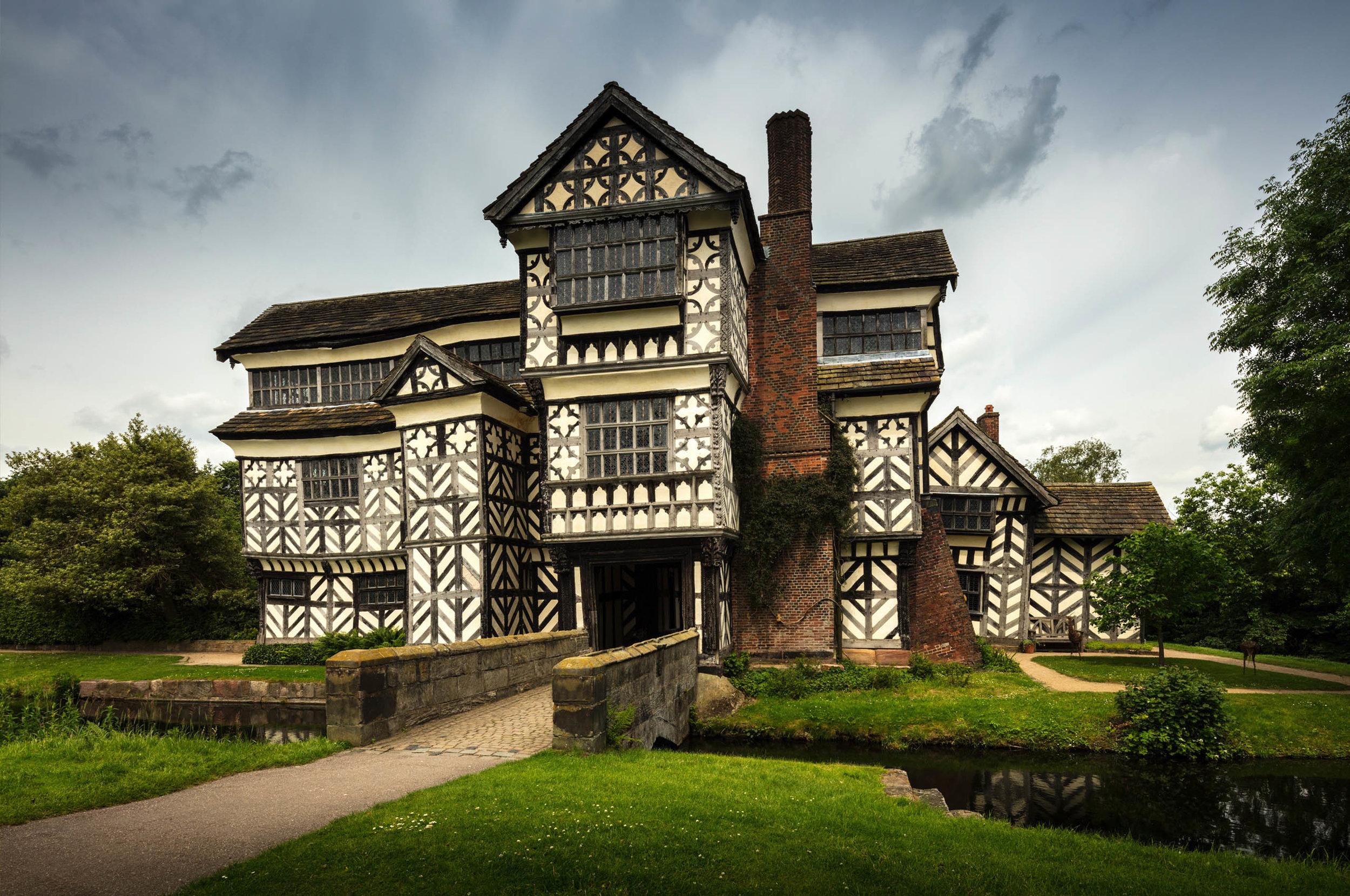 Little Moreton Hall - Cheshire