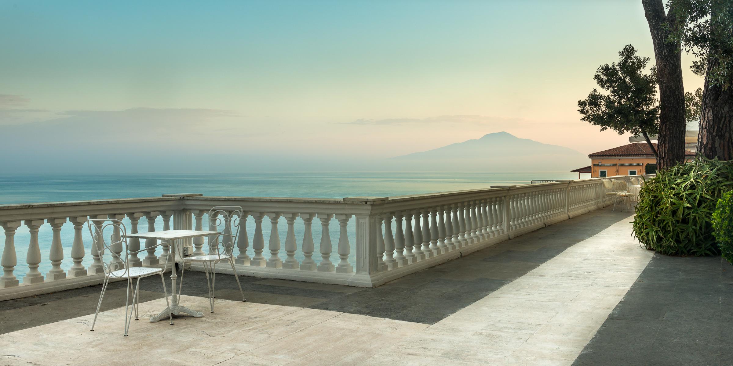Breakfast With Vesuvius
