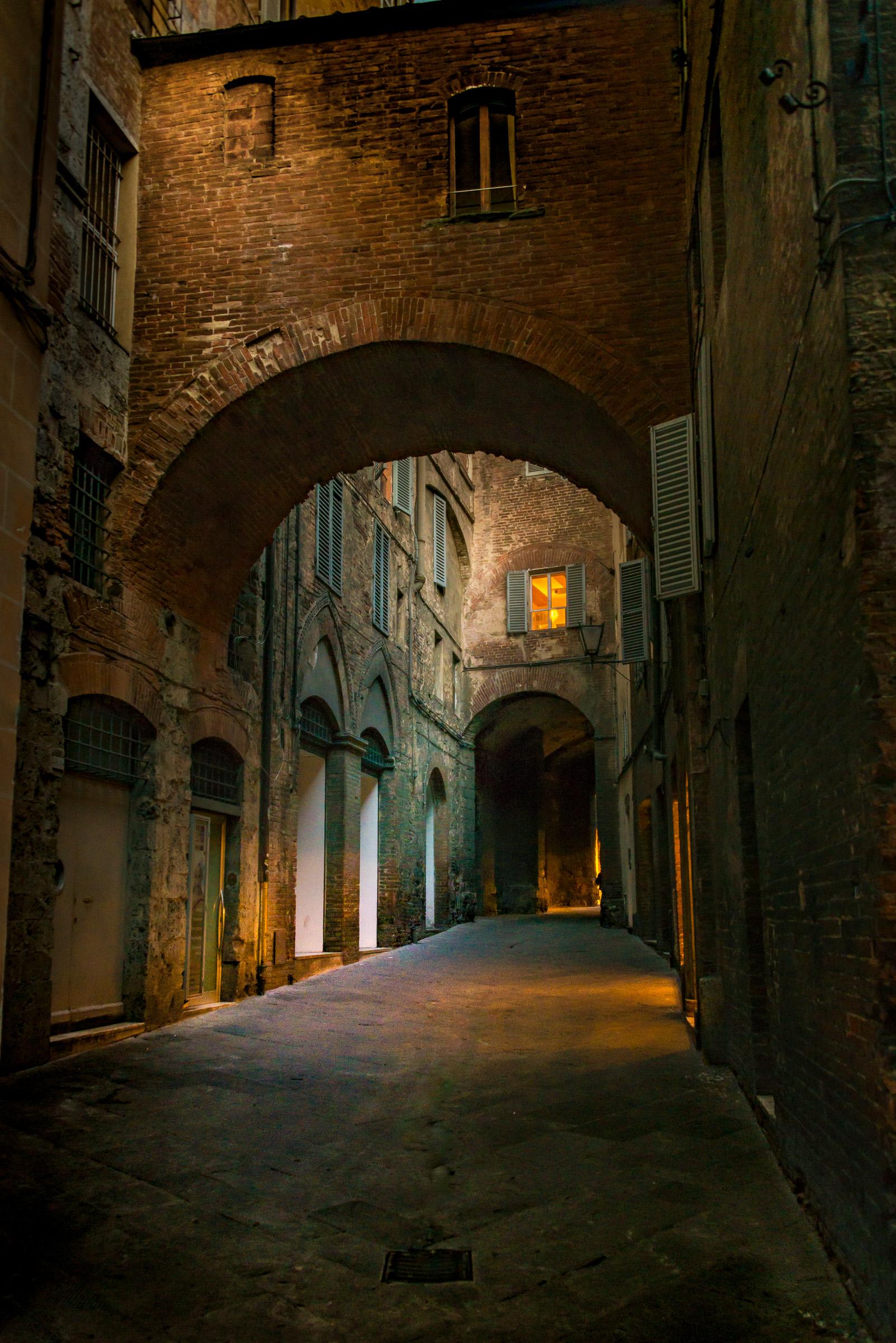 Dark Siena