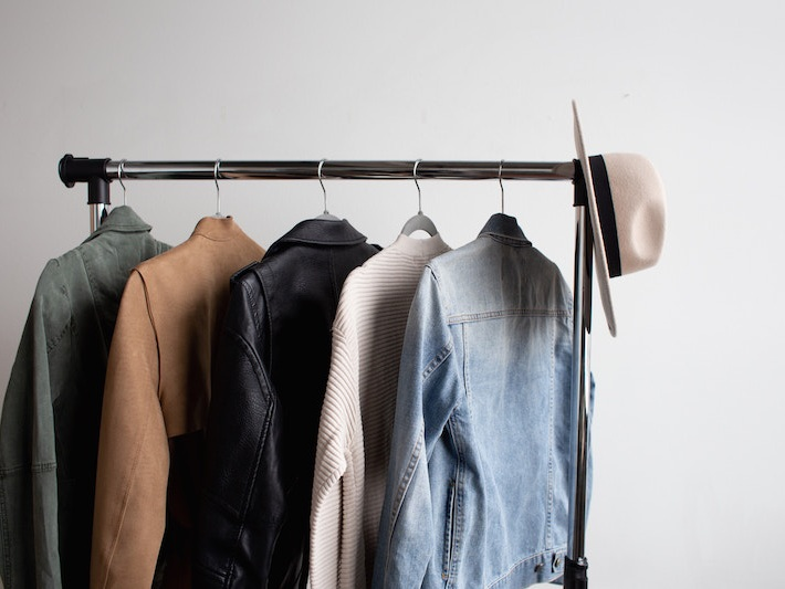 What is Sustainable Fashion and Why does it matter image of closet of clothes