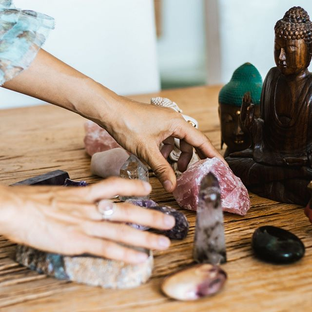 Are you intrigued by crystals and not quite sure how or where to start?⠀⠀⠀⠀⠀⠀⠀⠀⠀ ⠀⠀⠀⠀⠀⠀⠀⠀⠀ I was the same and let my intuition guide me to where I am today - integrating crystals into my every day life.⠀⠀⠀⠀⠀⠀⠀⠀⠀ ⠀⠀⠀⠀⠀⠀⠀⠀⠀ Crystals came into my path when I least expected it. Which is often the case isn't it?⠀⠀⠀⠀⠀⠀⠀⠀⠀ ⠀⠀⠀⠀⠀⠀⠀⠀⠀ Of course I was first drawn to their beauty however something deeper and more meaningful started to surface.⠀⠀⠀⠀⠀⠀⠀⠀⠀ ⠀⠀⠀⠀⠀⠀⠀⠀⠀ When I discovered crystals I was in a phase of conflict in my life. I wanted guidance and answers to help me understand the direction I need to take on my path.⠀⠀⠀⠀⠀⠀⠀⠀⠀ ⠀⠀⠀⠀⠀⠀⠀⠀⠀ My first crystals were what I call my foundation stones - Amethyst, Rose Quartz and Clear Quartz.⠀⠀⠀⠀⠀⠀⠀⠀⠀ ⠀⠀⠀⠀⠀⠀⠀⠀⠀ These three types of crystals are the ones that I still largely gravitate towards to this day.⠀⠀⠀⠀⠀⠀⠀⠀⠀ ⠀⠀⠀⠀⠀⠀⠀⠀⠀ If you are curious about the power of crystals but not sure where to start, why not try one of these:⠀⠀⠀⠀⠀⠀⠀⠀⠀ ⠀⠀⠀⠀⠀⠀⠀⠀⠀ Amethyst: transformation, safety and protection⠀⠀⠀⠀⠀⠀⠀⠀⠀ ⠀⠀⠀⠀⠀⠀⠀⠀⠀ Rose Quartz: love, kindness and forgiveness⠀⠀⠀⠀⠀⠀⠀⠀⠀ ⠀⠀⠀⠀⠀⠀⠀⠀⠀ Clear Quartz: healing, clarity and transformation⠀⠀⠀⠀⠀⠀⠀⠀⠀ ⠀⠀⠀⠀⠀⠀⠀⠀⠀ 📸 @aly.aesch⠀⠀⠀⠀⠀⠀⠀⠀⠀ ⠀⠀⠀⠀⠀⠀⠀⠀⠀ #crystalenergystones #crystalenergy #crystalhealing #mindfulliving #yogazurich #yogaswitzerland #wellnesscoaching #heathandwellness #nourishyourself #souljourney #writeyourstory #setintentions #selfcareroutine #selfcaretips