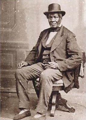 George Bonga was one of Minnesota's first residents of African and Native descent.