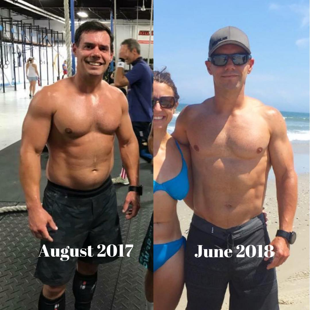 How Dan Lost 12% Body Fat eating Real Food