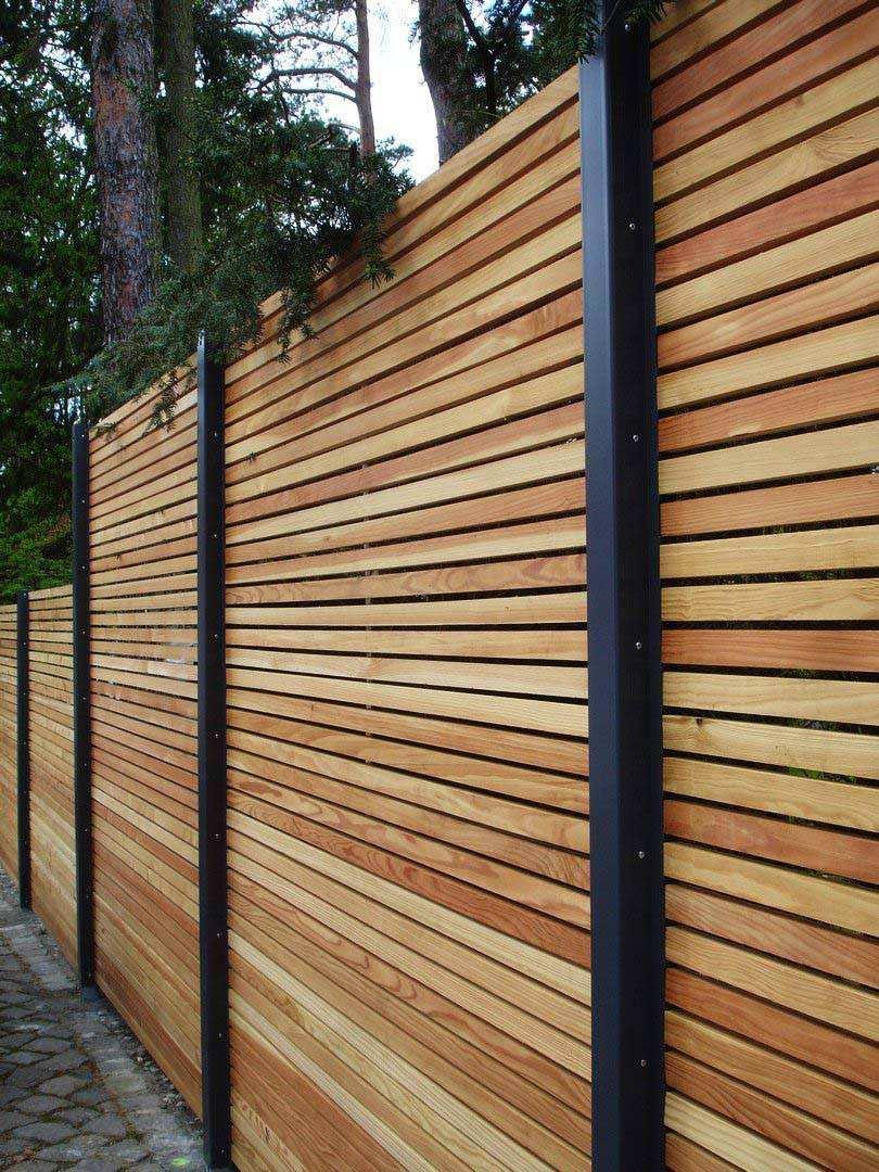 Zaune Terrassen Kd Holzbau