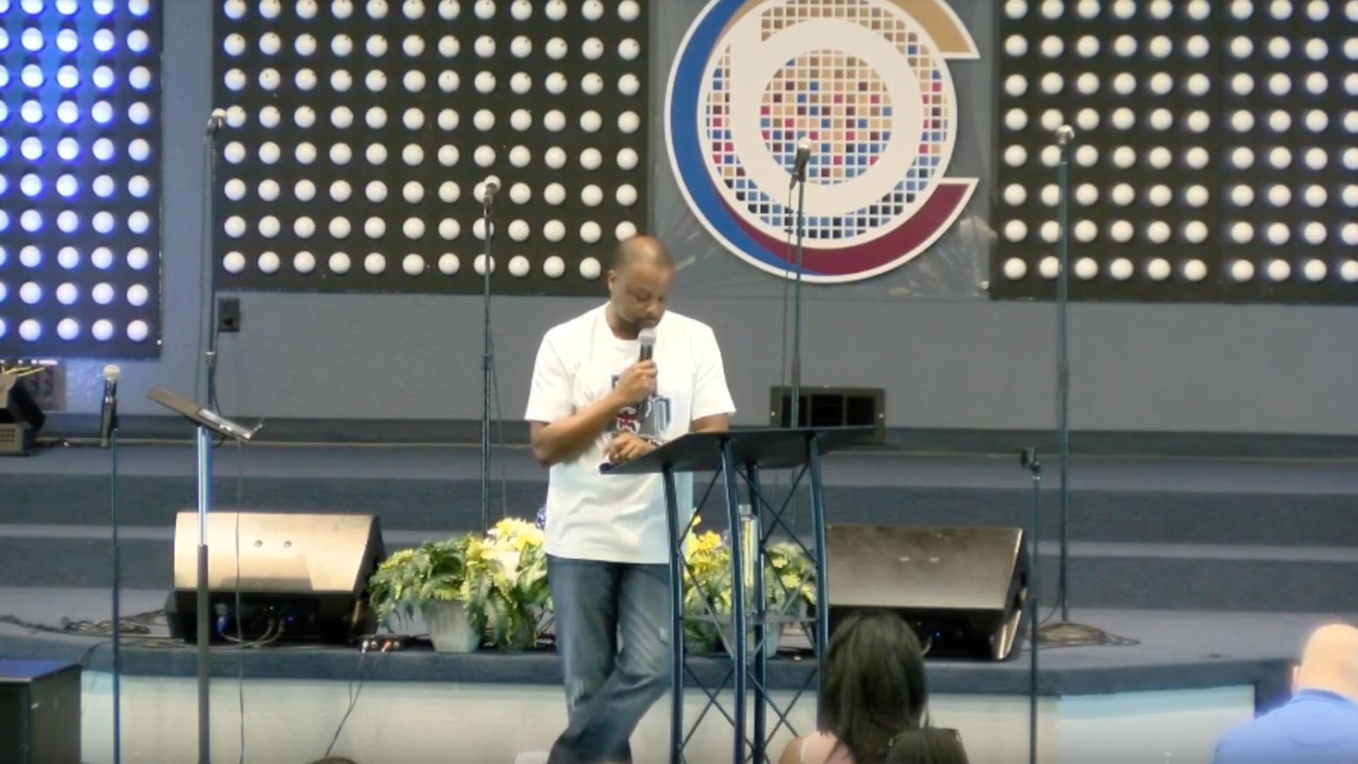 A Walk Through Ephesians - Pastor Darryl Scarbrough - June 9, 2019