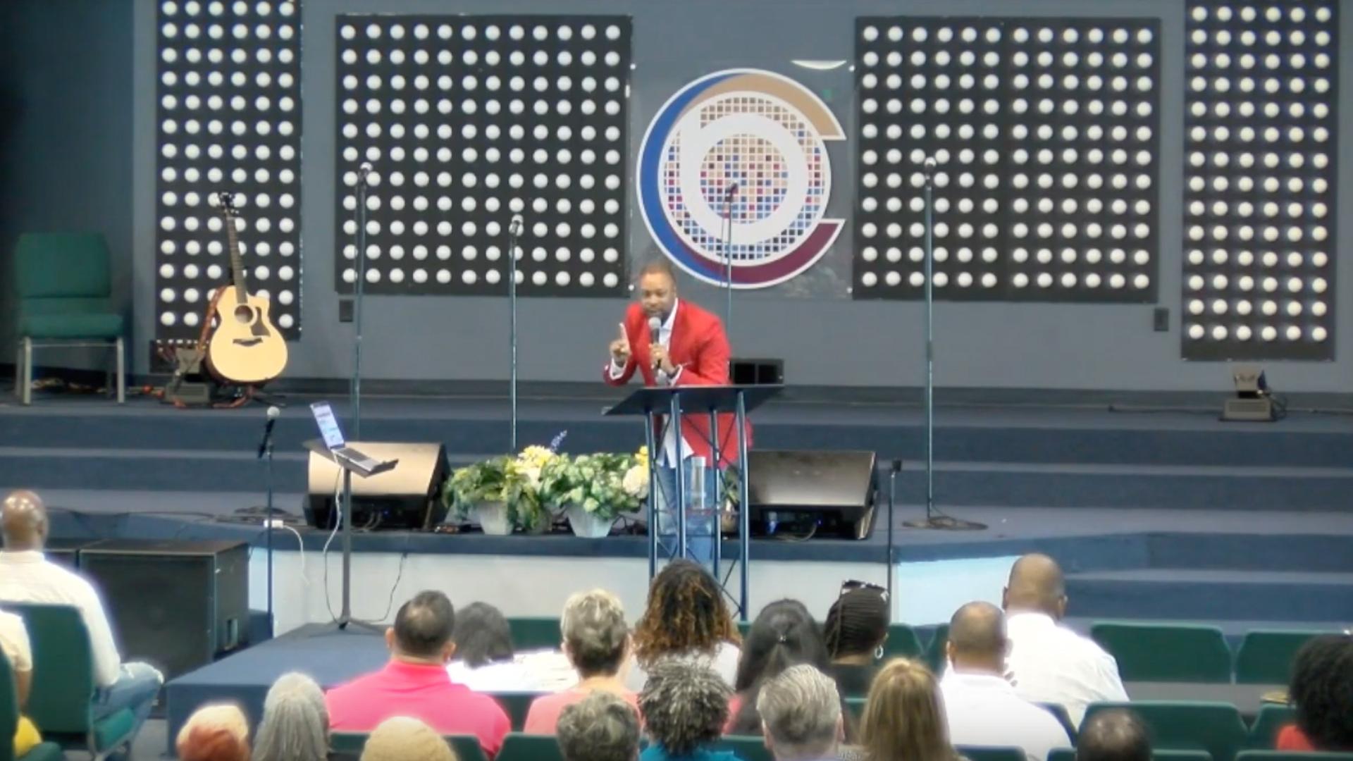 A Walk Through Ephesians #4 - Pastor Darryl Scarbrough - June 23, 2019