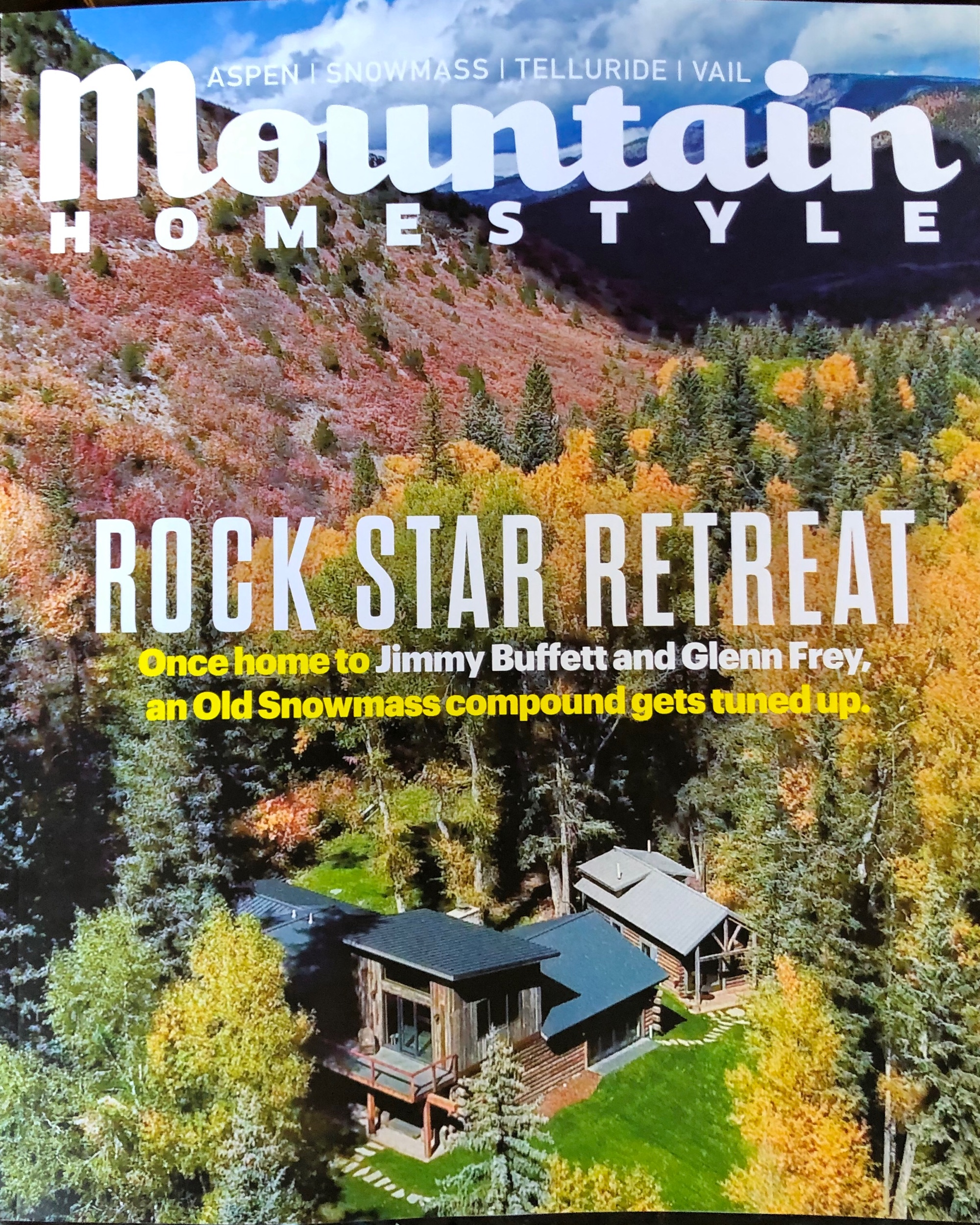 MEDIA - Publications on Mad Dog Ranch and the Recording Studio