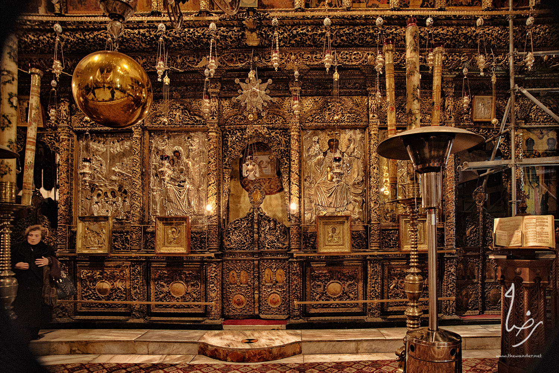 Orthodox Iconostasis