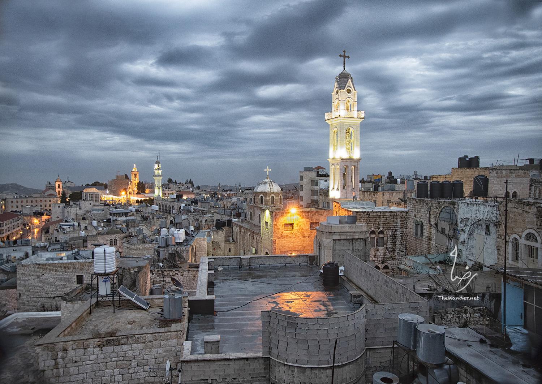 Bethlehem at Dawn