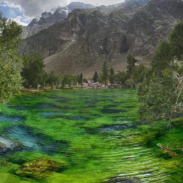 Naltar Lake, Gilgit-Baltistan, Pakistan