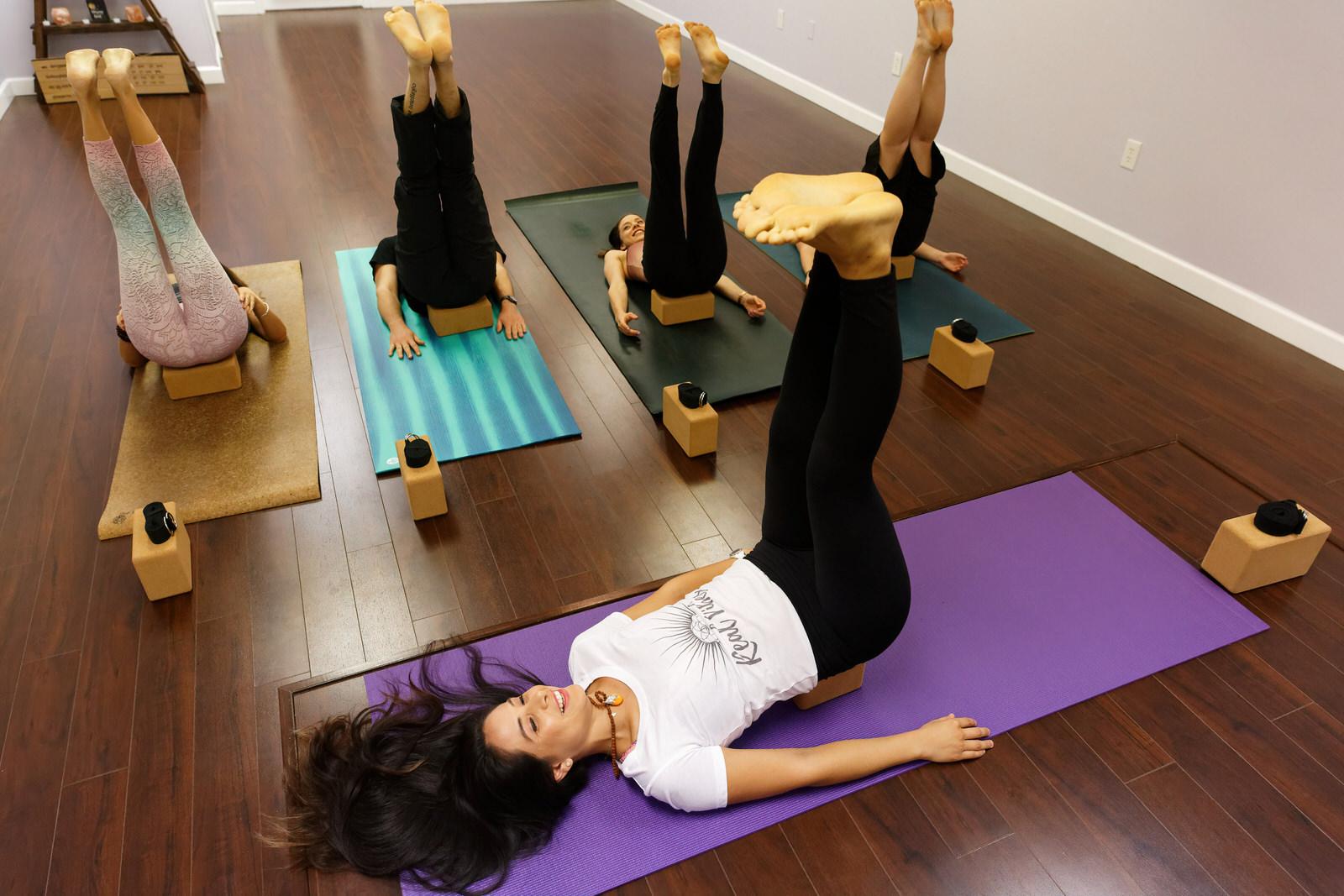 Beginner Yoga -
