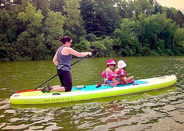 Heather brought out her kids for a fun touring trip. Nobody fell in the water, and the girls quickly became aquatic explorers! Kids under 8 join you for free! 🤙  #maumeepaddle #maumeekidspaddle maumeepaddle.com #toledoohio #ohio #Toledo #paddleboard  #sup  #paddleboarding  #paddle  #standuppaddle  #suplife  #watersports  #kayak  #standuppaddleboard  #standuppaddleboarding #ohiopaddle #ohiokayak #ohiocanoe #ohiobloggers #redpaddlecousa #redpaddleco