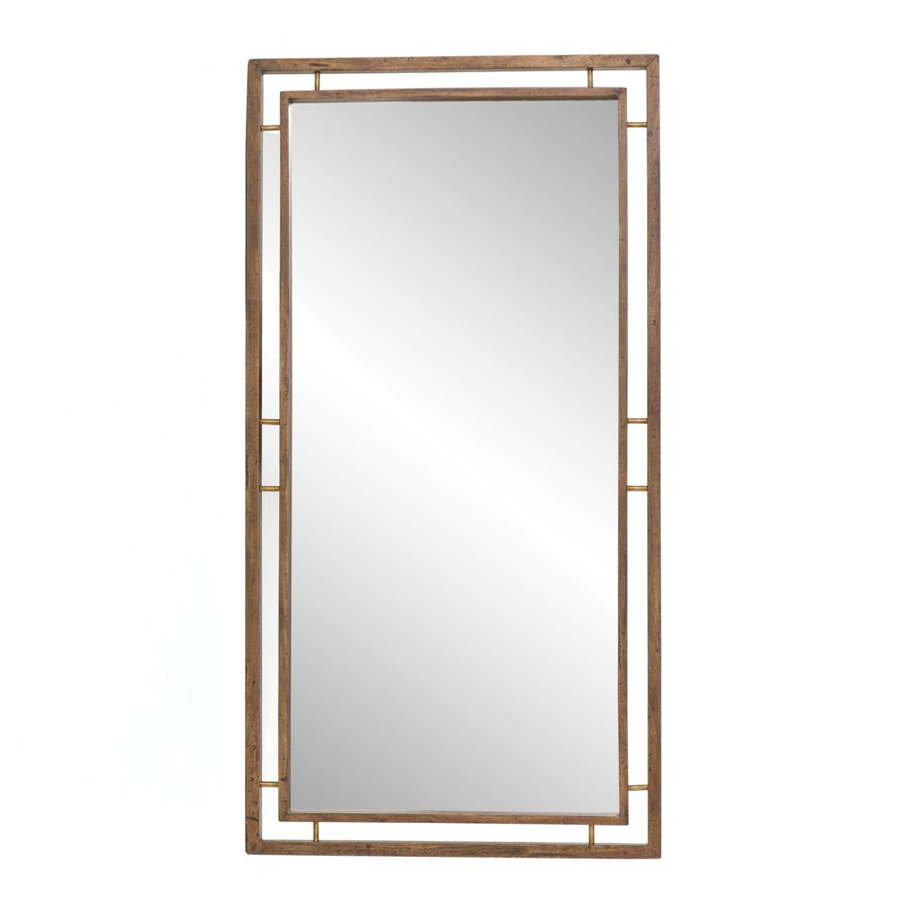 Belmundo Antique Mirror