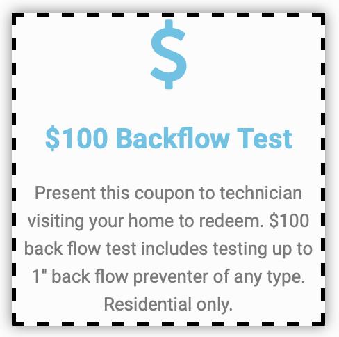 Backflow Testing Austin Amp Marble Falls Tx Economy