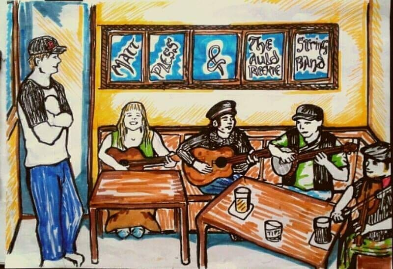 Our friend Sophia made this awesome drawing of us from when we were in Edinburgh the other day!  https://www.instagram.com/p/Bp9eoi8n_m9/?utm_source=ig_tumblr_share&igshid=1asfgzyhl1kxx