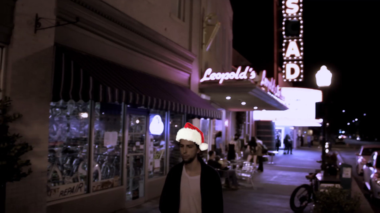 """The further I realize I'm trying to go for a Merry Christmas, the less merry it is."" Happy Holidays from Sad Will!"