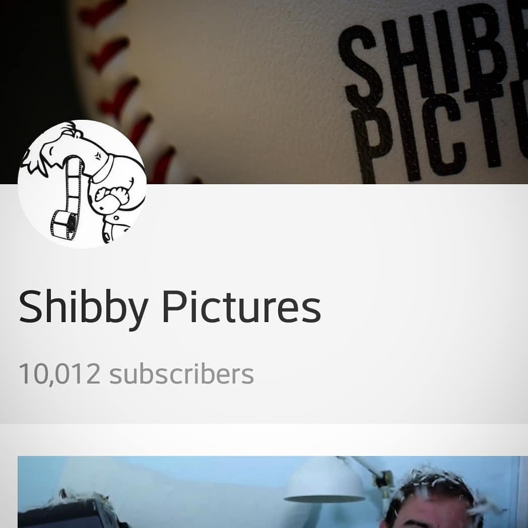 Shibby Pictures YouTube channel hit 10,000 subscribers yesterday! I was hoping something cool would happen but I guess I'll have to wait for 100,000. Thanks for watching! Got a new music video coming soon!