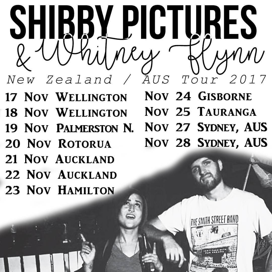 Gonna be swinging through New Zealand (+ Sydney) with Whitney this November to show some movies, play some music, and hang out. Tell some #KiwiPunx! (at New Zealand)