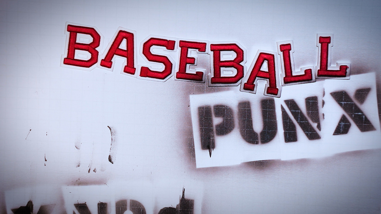 The trailer for my new documentary Baseball Punx will be getting posted soon!
