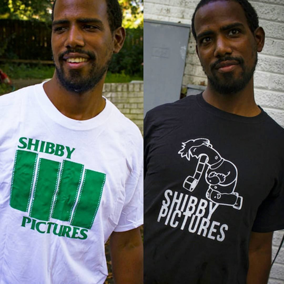 LAST CALL for these old Shibby pictures shirt designs. I have then listen on my store for only $6 + shipping. There are only THREE of the Black Film strips one, all in XL, that can be made into a sweet back patch or something. Puking guy available in all sizes still. I will be printing shirts and patches with NEW DESIGNS as soon as I move some more of these so hit me up with a message or check out the store on shibbypictures.com!