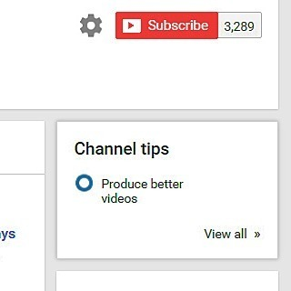 Damn YouTube, I'm trying my best over here, no need to throw shade like that…