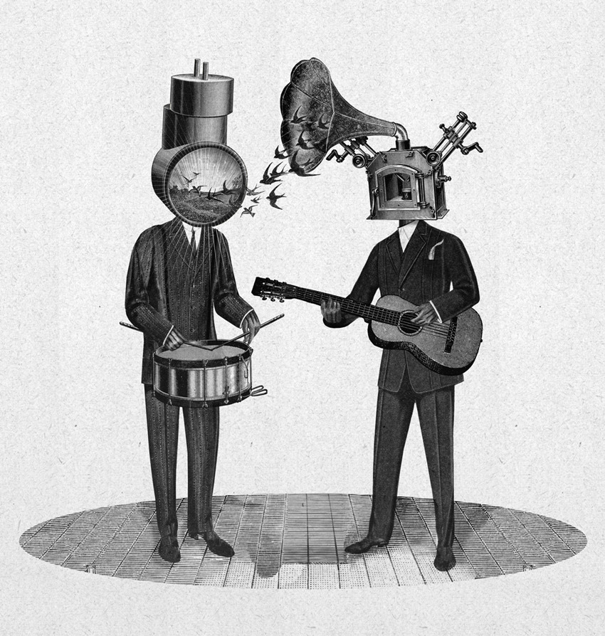 oolongs :      ferris-wheelonfire :     So.   Neutral Milk Hotel emailed everyone on their mailing list this picture, with no other information.   …   Is it too soon to get fuCKIN G HYPED O R WHAT       2013 is the year that keeps on giving