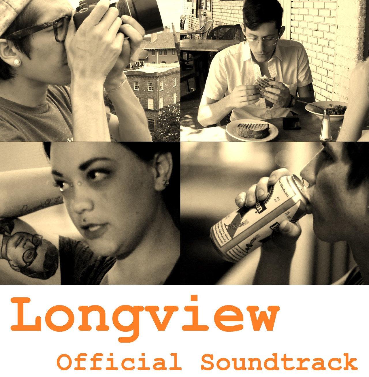 Free sountrack download for my movie Longview !    CLICK HERE FOR FREE ALBUM DOWNLOAD     I released a free soundtrack online compiling the music from the movie. The artists are:    Triathalon   Andrew Jackson Jihad   Big D & the Kid's Table   Make Wave   Chalk Talk   Places to Hide   Ash Victim   Frank Turner   Ghost Mice   Agree to Disagree