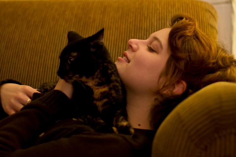 cutegirlswithcats :     Rebecca Runyon     Runyon <33333