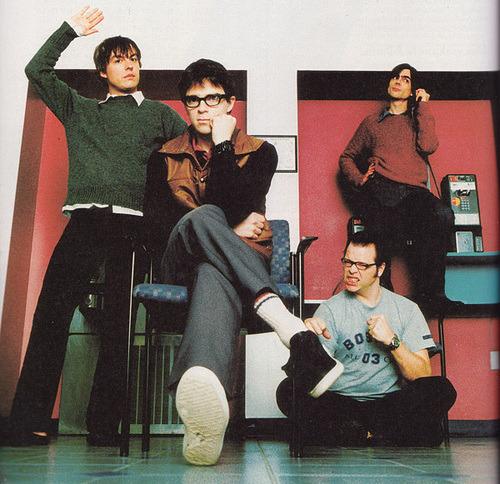 english-boys-with-banjos :     Weezer