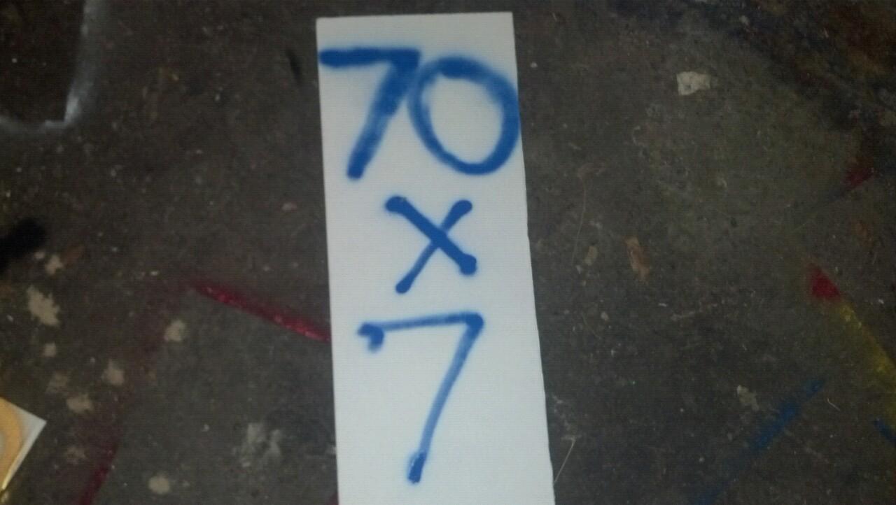Seventy x 7