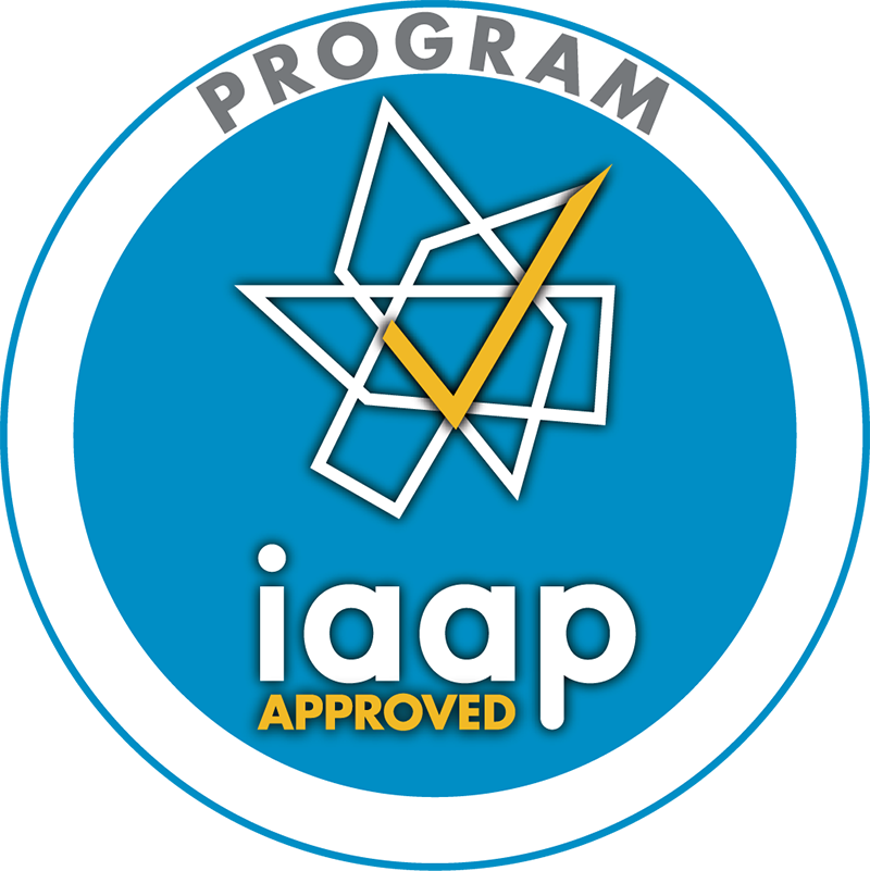 NOW APPROVED FOR 4.5 CAP RECERTIFICATION CREDITS  THROUGH IAAP!