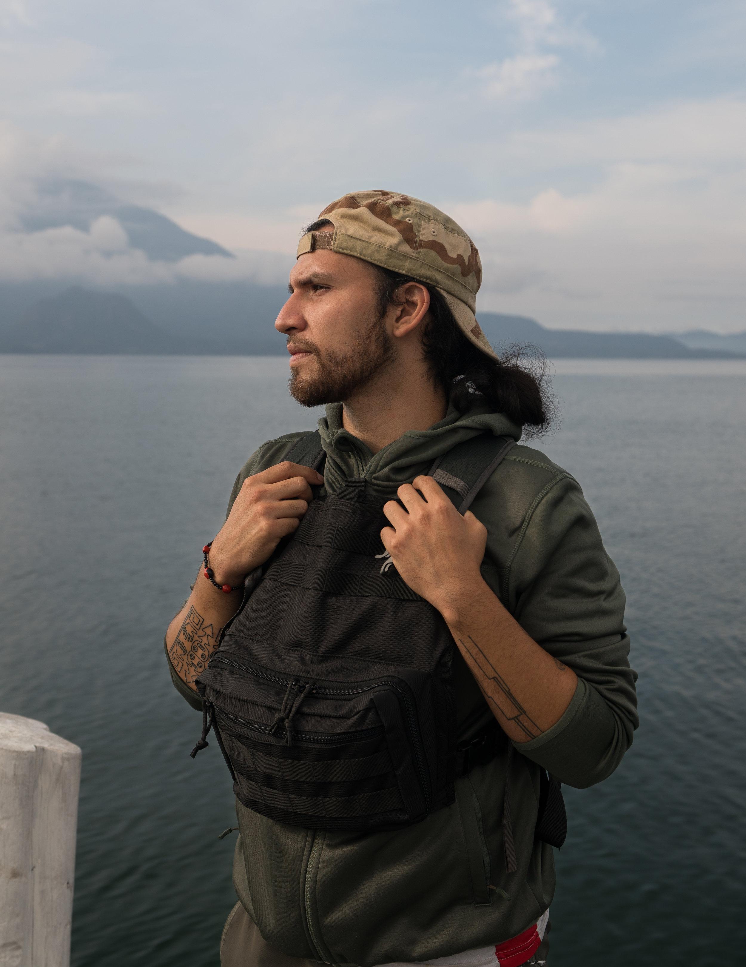 Alfredo Salazar-Caro - Director/Creator