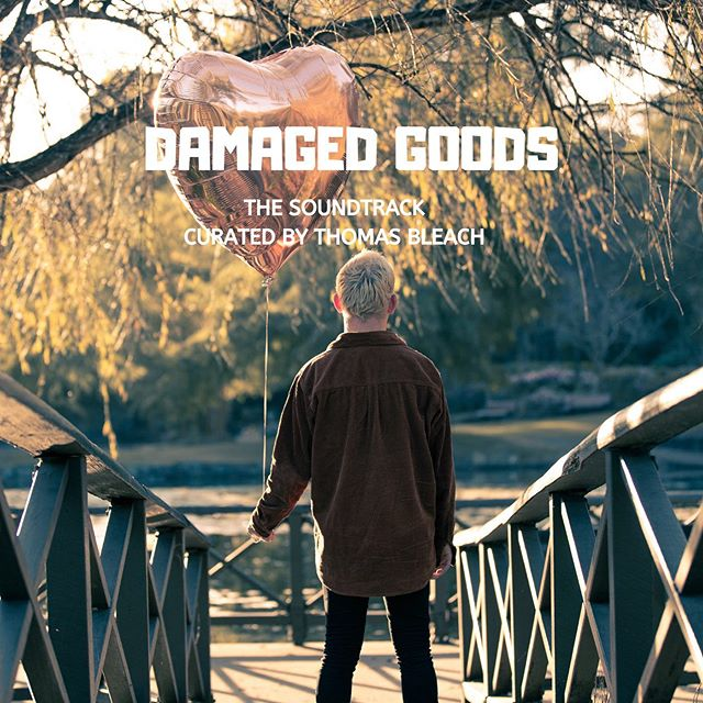 Damaged Goods: The Soundtrack ✨ Out now on Spotify, Apple Music, ITunes and Google Play 🤟🏼 All six songs co-written by Thomas Bleach