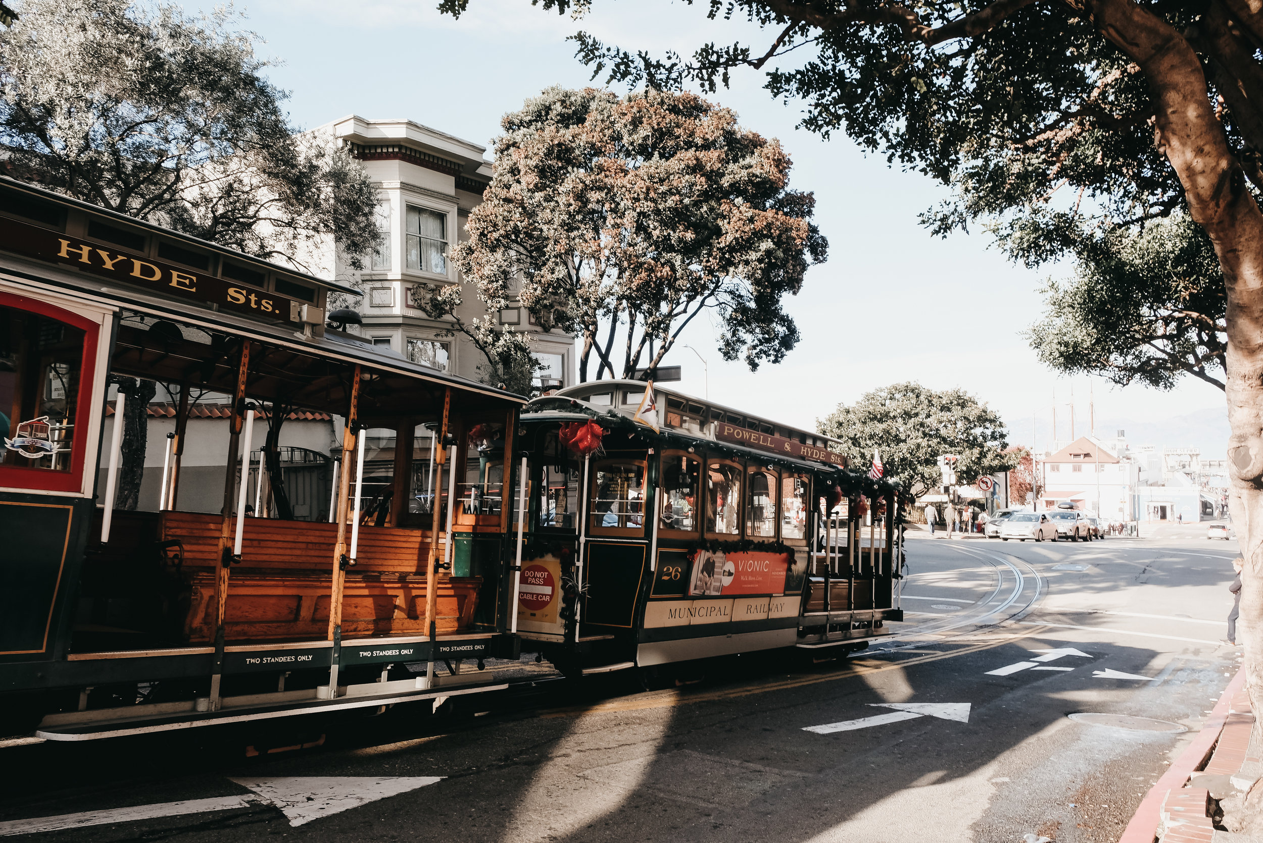 Explore San Francisco - Gather what you need for the day and get ready to go have fun! The rest of your luggage will be waiting for you in your hotel room.