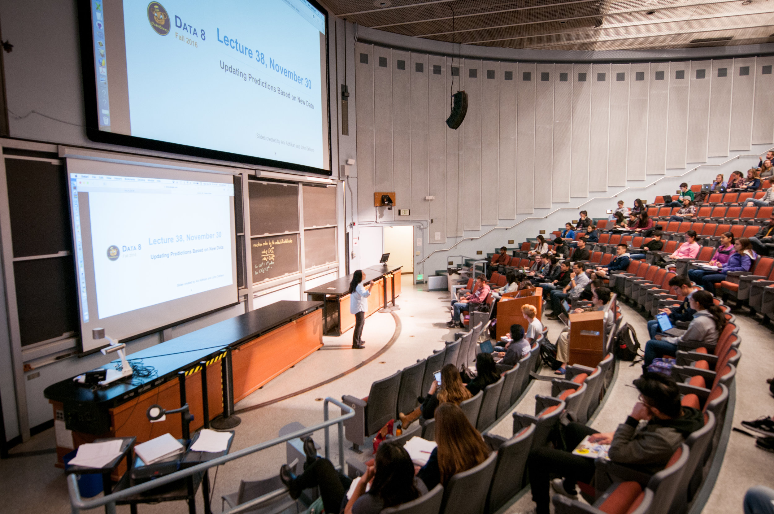 UC BerkeleyClass Pass - Attend a real lecture taught by world class UC Berkeley professors on a topic of your choice in a UC Berkeley lecture hall.