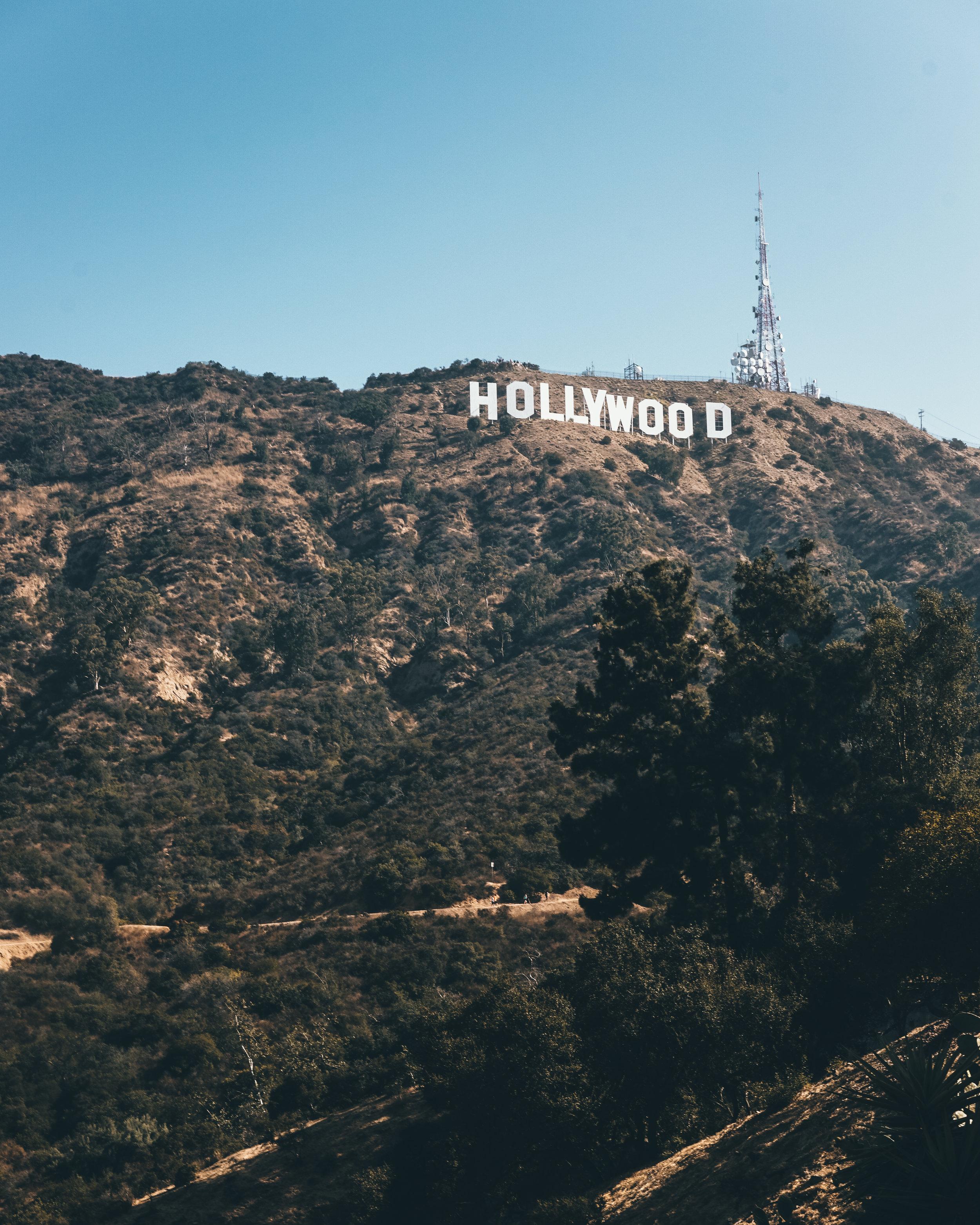 day 9:Santa barbara & hollywood - Southern California Route